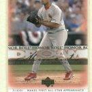 2002 Upper Deck Honor Roll Albert Pujols St Louis Cardinals # 37