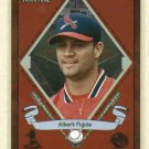 2002 Fleer Tradition Albert Pujols St Louis Cardinals # 474