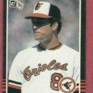 1985 Donruss Cal Ripken Jr Baltimore Orioles # 169