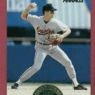 1993 Pinnacle Cooperstown Collection Cal Ripken Jr Baltimore Orioles # 17