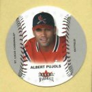 2003 Fleer Hardball Albert Pujols St Louis Cardinals # 43