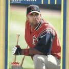 2003 Fleer Platinum Albert Pujols St Louis Cardinals # 54