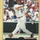 2002 Fleer Ultra Albert Pujols St Louis Cardinals # 56