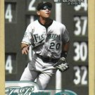 2003 Donruss The Rookies Miguel Cabrera Florida Marlins Detroit Tigers # 7