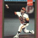 1992 Donruss Coke Nolan Ryan Houston Astros Oddball # 15