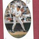 1986 Topps Sticker Don Mattingly New York Yankees Oddball # 296