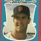 1990 Fleer Award Winners Will Clark San Francisco Giants # 7 Oddball