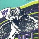 1991 Detroit Lions NFL Schedule