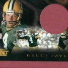 1996 Pinnacle Mint Brett Favre Green Bay Packers
