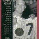 2000 Upper Deck Yankees Legends Mickey Mantle #55