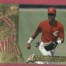 1996 Topps Laser Barry Larkin Cincinnati Reds # 84