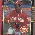 1987 Donruss Barry Larkin Cincinnati Reds Rookie # 492