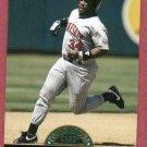 1993 Pinnacle Cooperstown Card Kirby Puckett Minnesota Twins # 12