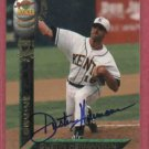 1994 Signature Rookies Dustin Hermanson Autograph Padres Red Sox #/d 7750