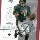 Mark Brunell 2002 Upper Deck SP Signal Callers Jacksonville Jaguars #D/ 2000 # 105
