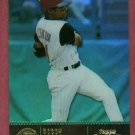 2001 Topps Gold Label Barry Larkin Cincinnati Reds # 9