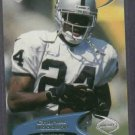 1998 Collectors Edge Rod Woodson Raiders Packers # 107 Rookie