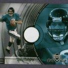 2002 Upper Deck MVP Souveniers Mark Brunell Jersey Jaguars # SS-MB