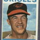 1964 Topps Herm Starrette Baltimore Orioles # 239 NICE VG+++