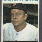 1964 Topps Jim King Washington Senators # 217