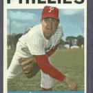 1964 Topps John Boozer Philidelphia Phillies # 16