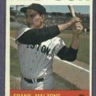 1964 Topps Frank Malzone Boston Red Sox # 60