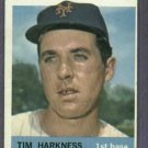 1964 Topps Tim Harkness New York Mets # 57