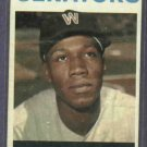 1964 Topps Chuck Hinton Washington Senators # 52