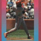 1989 Classic Barry Larkin Cincinnati Reds Oddball # 70