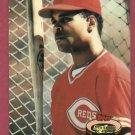 1992 Topps Stadium Club Members Choice Barry Larkin Cincinnati Reds # 596