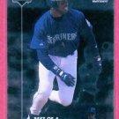 1996 Upper Deck Best Of A Generation Ken Griffey Jr Seattle Mariners # 376