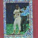 1992 Panini All Star Sticker Rickey Henderson Oakland A's Oddball # 276