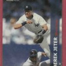 1999 Fleer Sports Illustrated Derek Jeter New York Yankees # 152