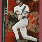 2000 Upper Deck Black Diamond Derek Jeter New York Yankees # 40