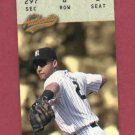 2003 Fleer Authentix Ticket Studs Derek Jeter New York Yankees # 7