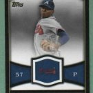 2012 Topps Gold Futures Julio Teheran Atlanta Braves Rookie # GF-11
