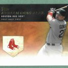 2012 Topps Golden Moments Adrian Gonzalez Boston Red Sox # GM-5