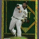 2012 Topps Gold Jose Tabata Pittsburgh Pirates # 236