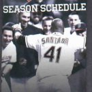 2012 Cleveland Indians Pocket Schedule