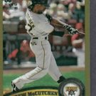 2011 Topps Gold Andrew McCutchen Pittsburgh Pirates # 60 #D/ 2011
