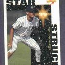 1996 Score Star Struck Derek Jeter Rookie New York Yankees # 384