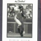 2004 Fleer Inscribed Derek Jeter New York Yankees # 46