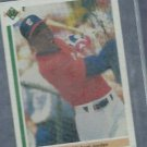 1991 Upper Deck Michael Jordan Baseball Rookie Card Chicago White Sox Bulls # SP1