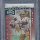 2000 Donruss Prefered Doug Flutie Graded BGS 9 MINT Boston College # 36 ROOKIE