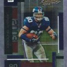 2003 Playoff Absolute Memorabilia Jeremy Shockey New York Giants # 82 Rookie