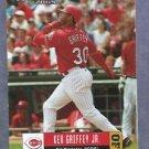 2005 Donruss Ken Griffey Jr. Cincinnati Reds # 154