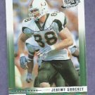 2002 Press Pass JE Jeremy Shockey New York Giants ROOKIE # 12