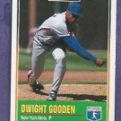 1993 Duracell Batteries Dwight Gooden New York Mets ODDBALL # 13