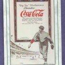 1994 Coca Cola Tuff Stuff Christy Mathewson Baseball Card # CM-2