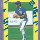 1990 Classic Games Yellow Ryne Sandberg Chicago Cubs # T86